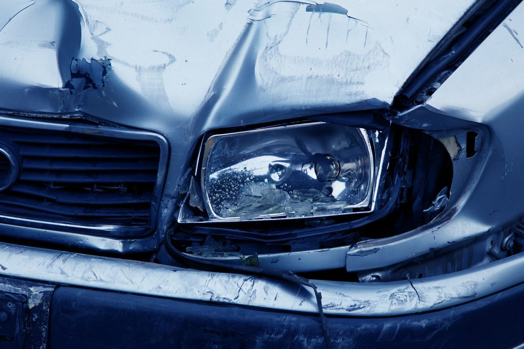 Car Insurance Spain car accident in Spain