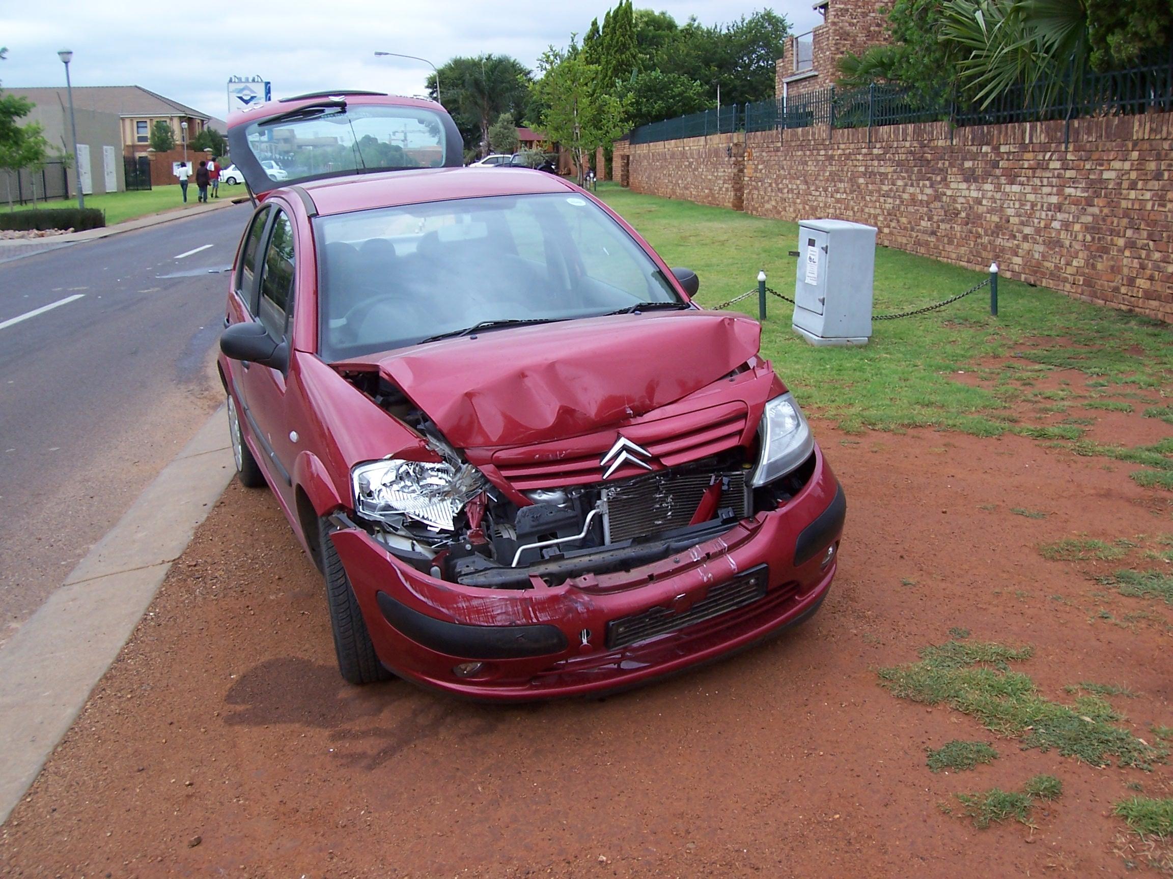 Car Insurance Spain Car Accident