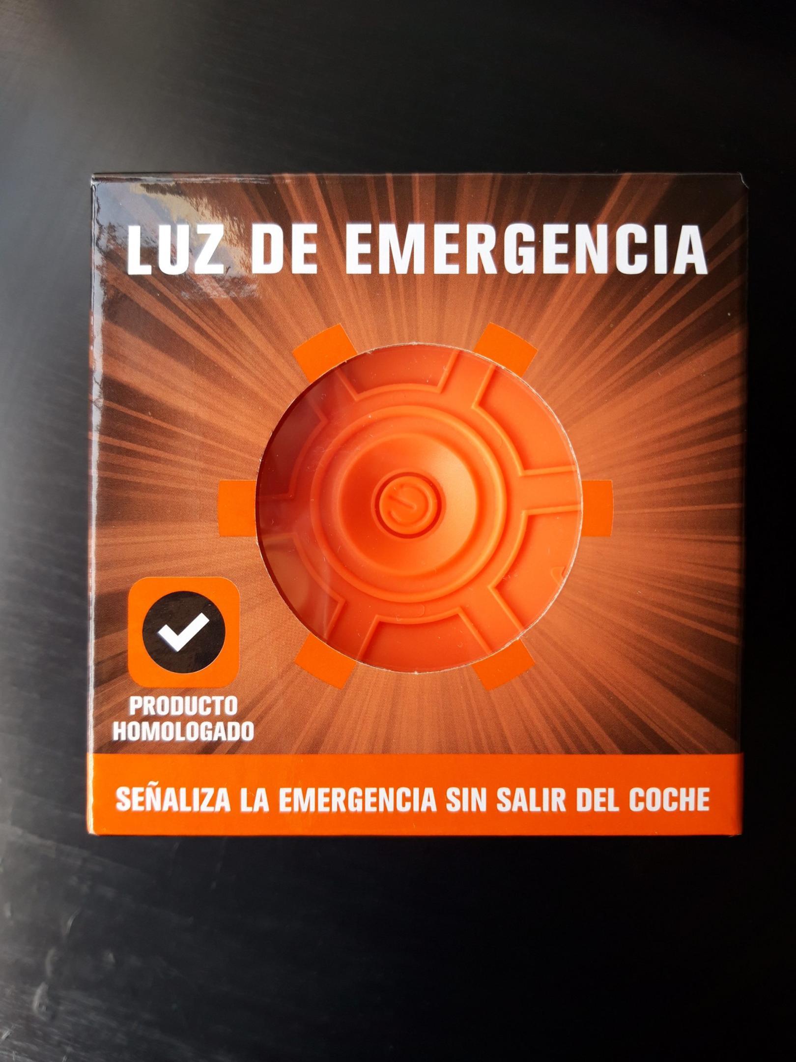 V16 Emergency Light Spain