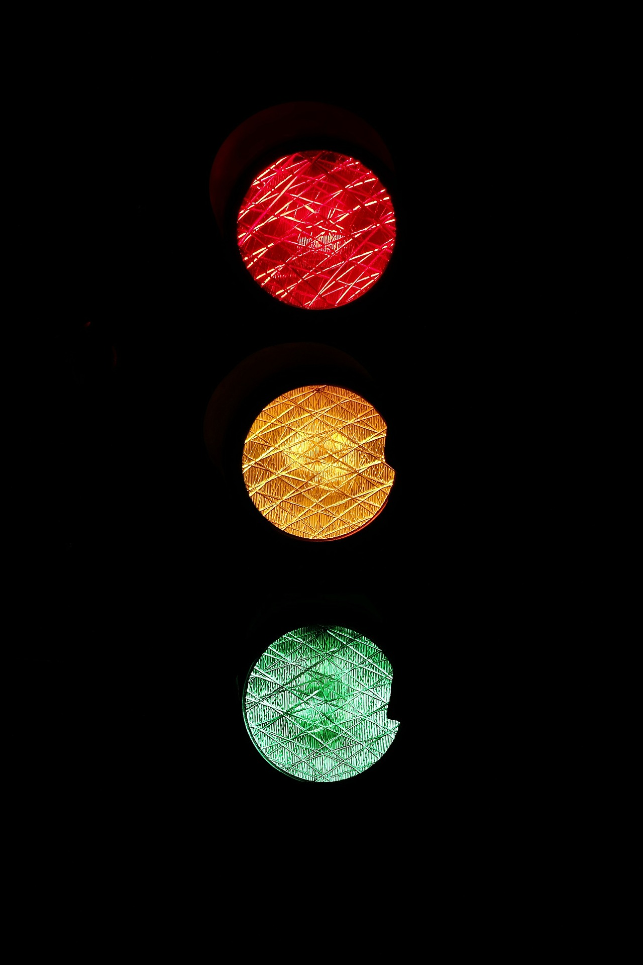 Car Insurance Spain Traffic Lights