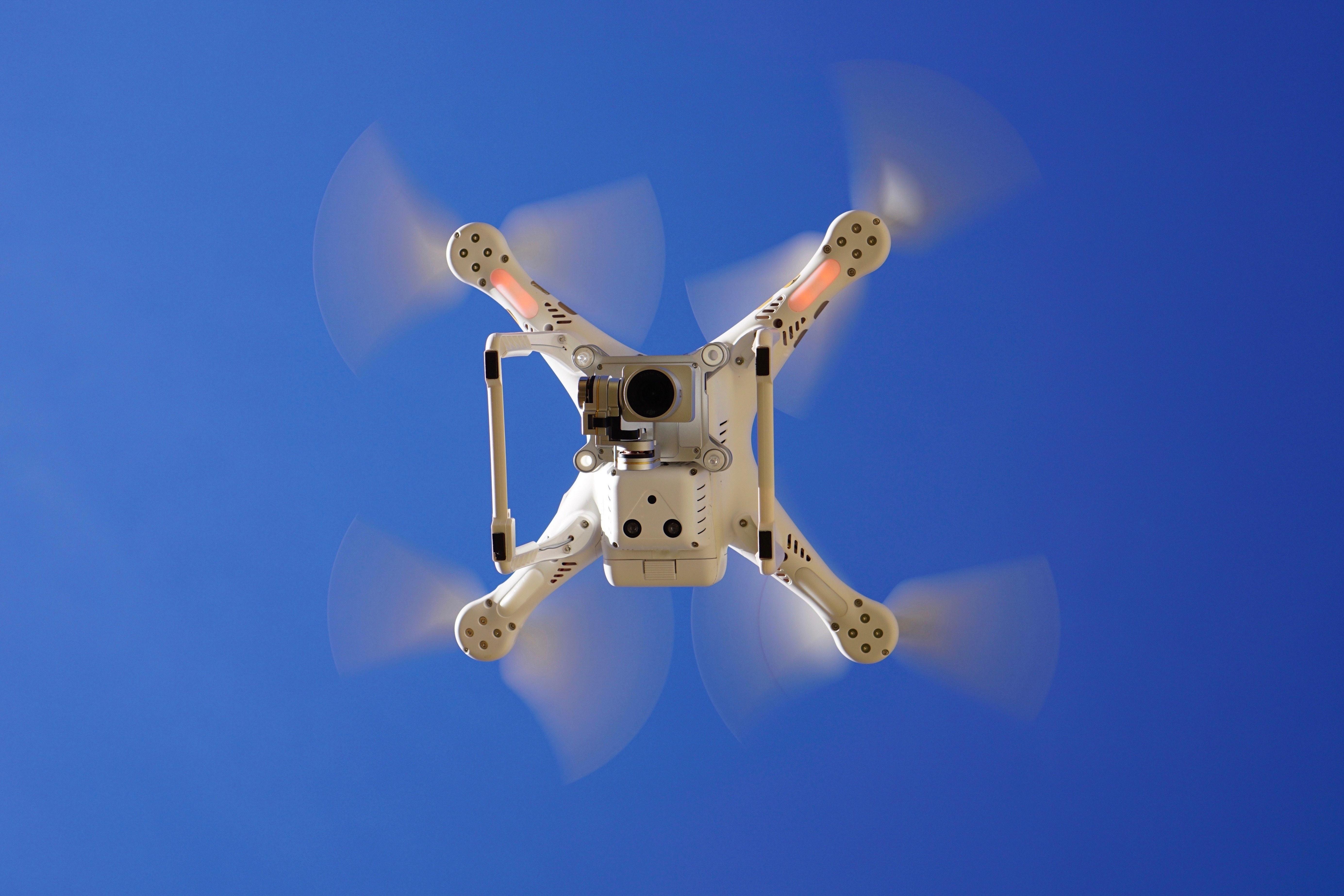 traffic drones