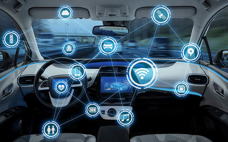 Intelligent system aid for driving