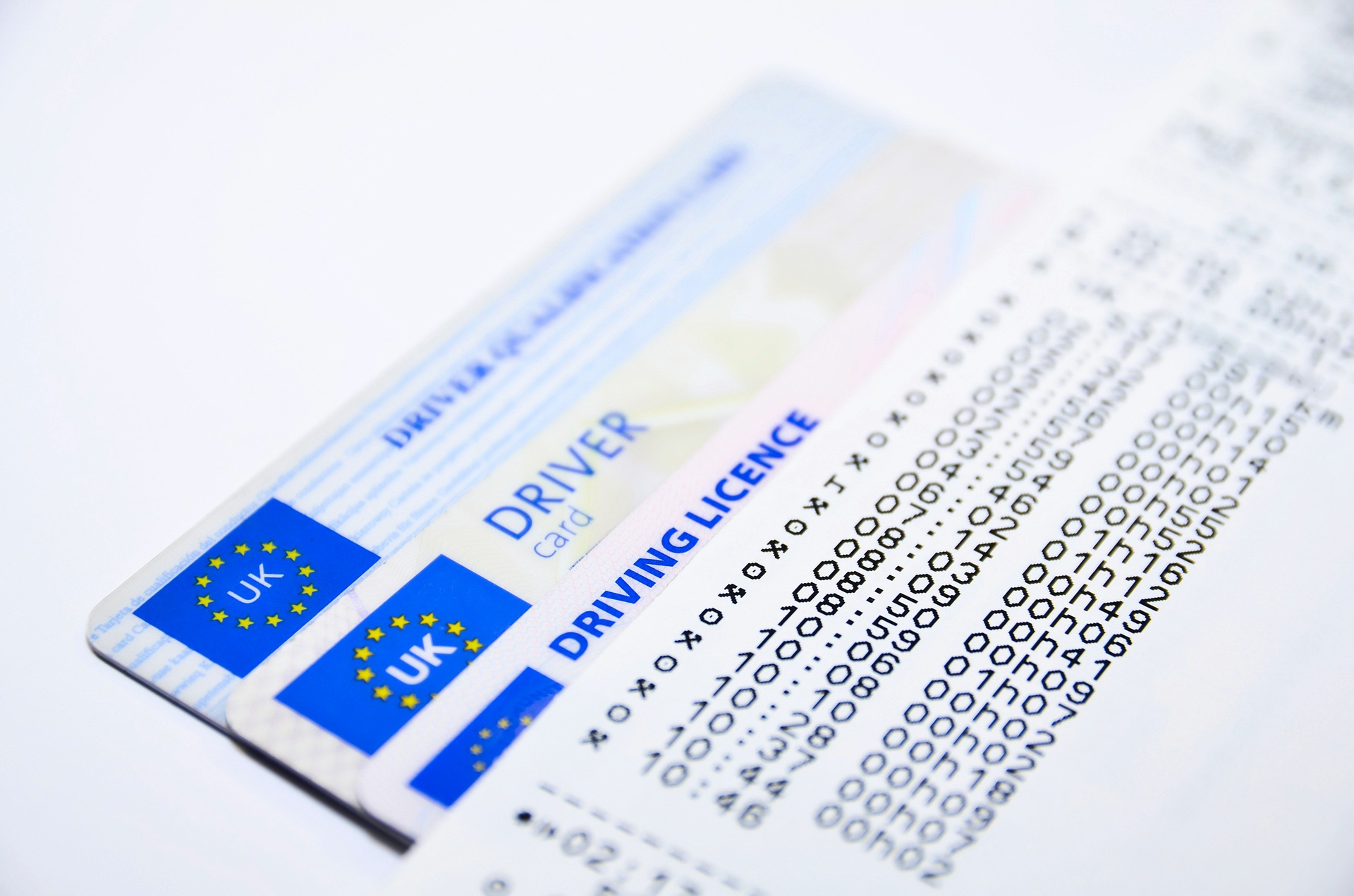 How to change your UK driving licence to a Spanish driving licence