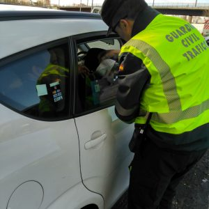 DGT and Guardia Civil to control roads preventing travel to second homes