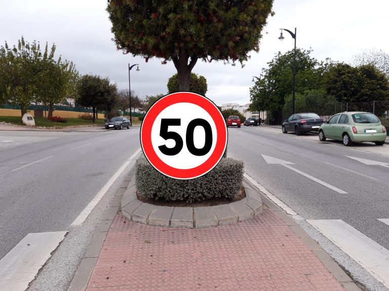 Speed limits Spain May 2021