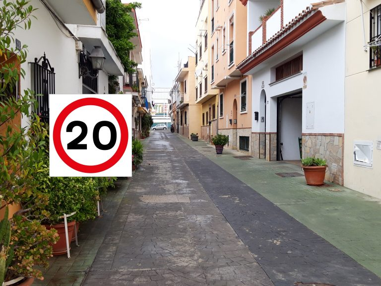 new speed limits spain may 2021 20 kph